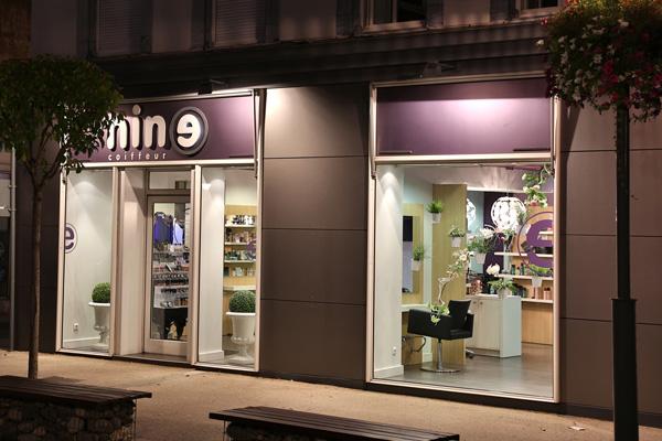 Nine Coiffeur Salon Coiffure